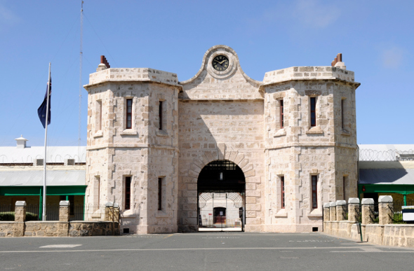 Fremantle Jail