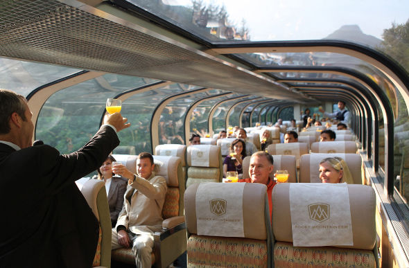 The World S Most Luxurious Rail Carriages For Luxury