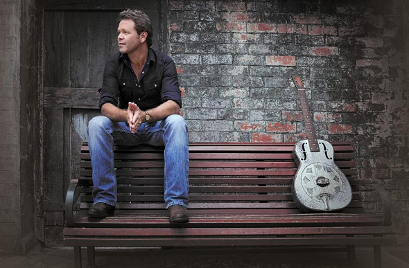 Celebrity Traveller: Troy Cassar-Daley