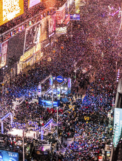 NYC New Year's Eve