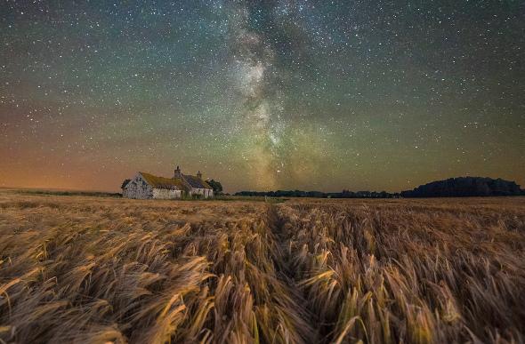 Wales farm