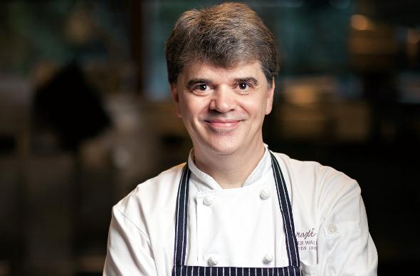 Chef James Walt Talks Food & Skiing In Canada