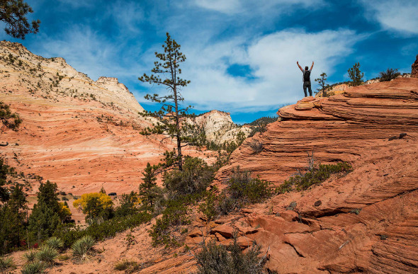 Hike, Gasp, Relax, Repeat In Zion & Bryce National Parks