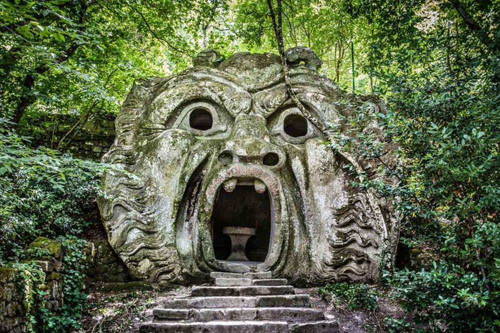 Exquisite Italy: Gardens Of Bomarzo
