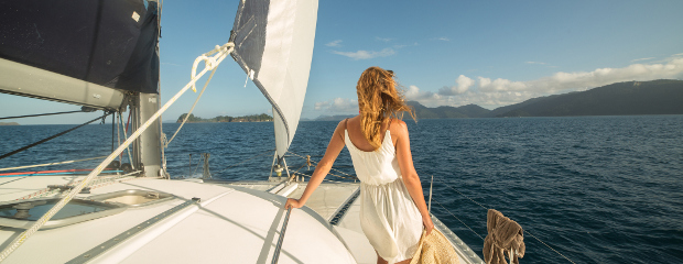Sailing the Whitsundays | Flight Centre