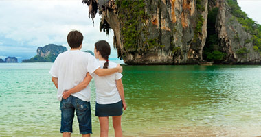 Plan an Island Honeymoon