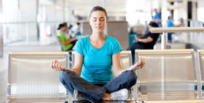 Airports Are Installing Yoga Rooms To Help You Relax Between Flights