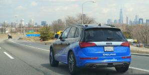 Autonomous Car Completes 5,472-km US Road Trip