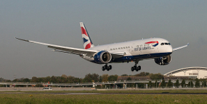 BA Shows Its Dreamliner Story