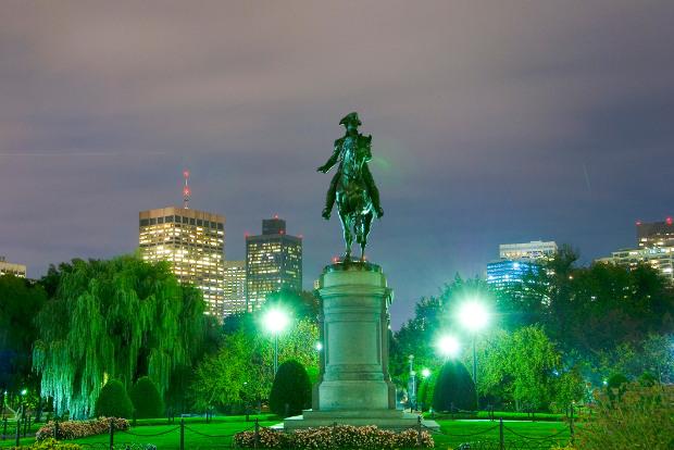 Boston Common.