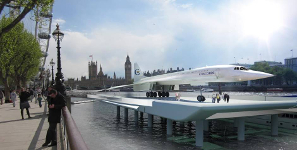 Concorde Prepares To Fly Again