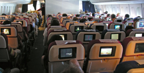 Tablets Take Off As Mainstream In-Flight Entertainment