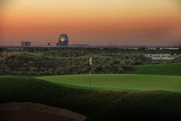 Yas Links in Abu Dhabi.