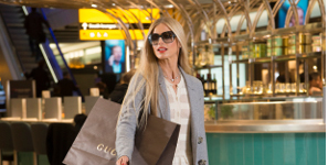 Shopping On The Fly: The Best Airports To Shop
