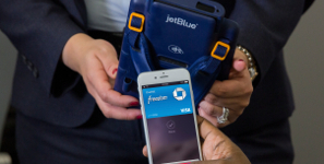 Passengers On JetBlue Can Now Pay For Snacks With Apple Pay