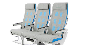 Plane Seats That Can Spot Nervous Flyers