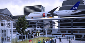 Are Runways Above City Streets The Future Of Airports?