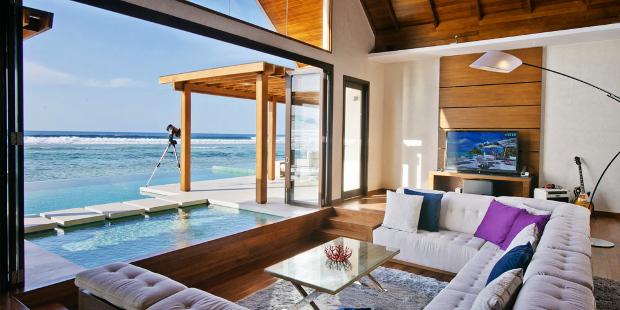 Beach Pavilion Niyama