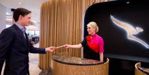 New Qantas Business Lounge For Perth
