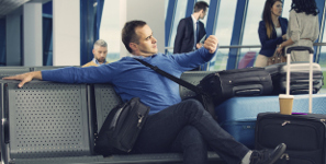 5 Bad Airport Habits To Break