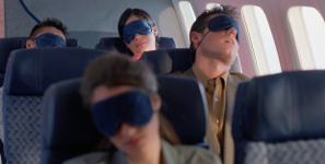 The Best Ways To Get A Good Sleep On A Plane