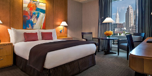 New York's Best Hotels For The Business Traveller