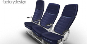 Twisting Seats Aim To Ease Long Haul Discomfort