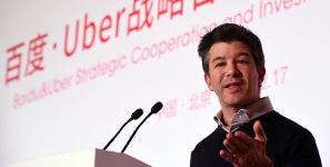 Uber Rides Into 100 Chinese Cities