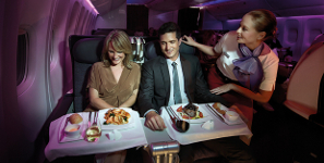 In-Flight Menus: Which Airlines Are Kicking Goals?