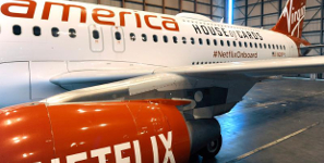 Virgin And Netflix Redefine Jet Stream