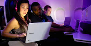 Odds Of Getting Wifi Highest On Virgin America And Delta