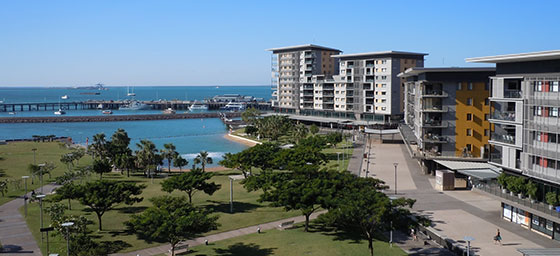 Darwin: Waterfront Precinct