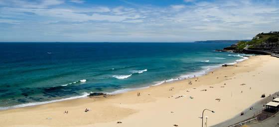 Newcastle: Beach