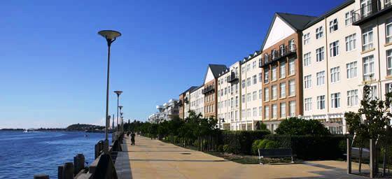 Newcastle: Boardwalk