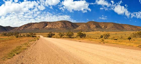 South Australia: Flinders Ranges