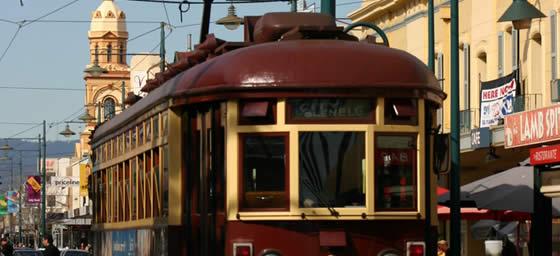 South Australia: Adelaide Tram