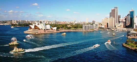 Sydney: Harbour