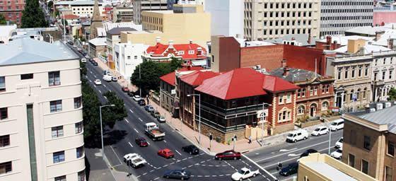 Tasmania: Hobart