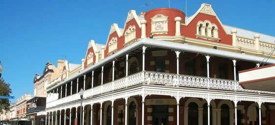 Western Australia: Fremantle