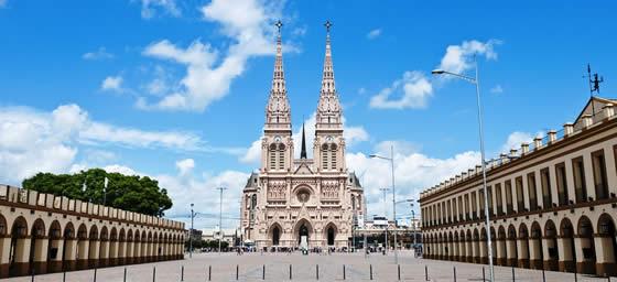 Argentina: Lujan Basilica