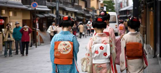 Asia: Kyoto, Japan