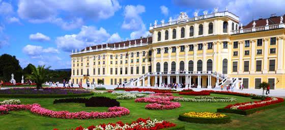 Austria: Schönbrunn Palace