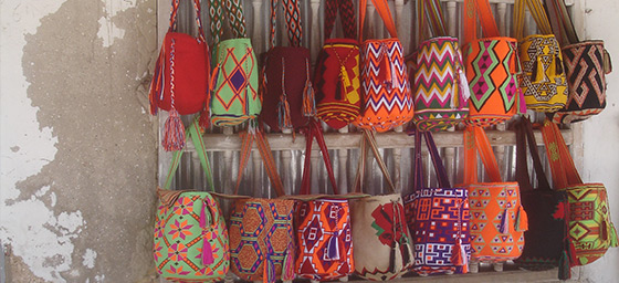 Bogota: Hand-made Colombian Bags for Sale