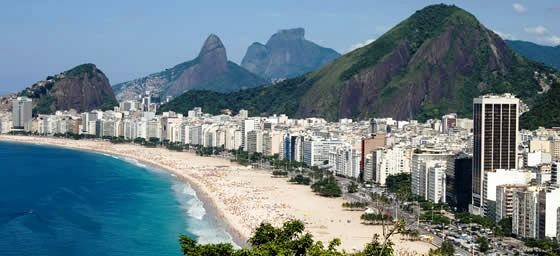Brazil: Copacabana