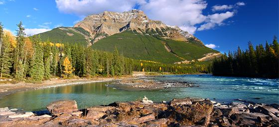 Calgary: Jasper National Park