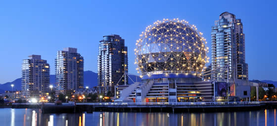 Canada: Vancouver Science World