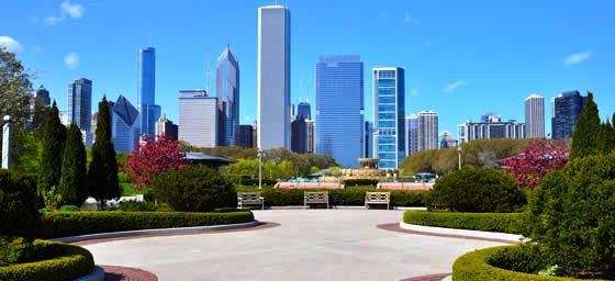 Chicago: Grant Park