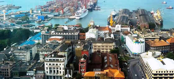 Colombo: Harbour