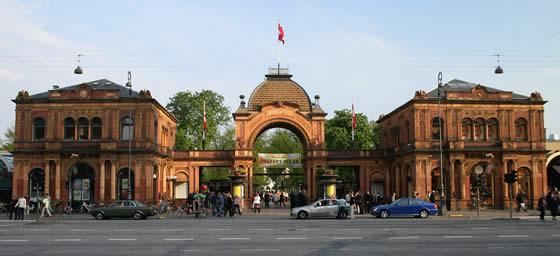 Copenhagen: Tivoli Gardens