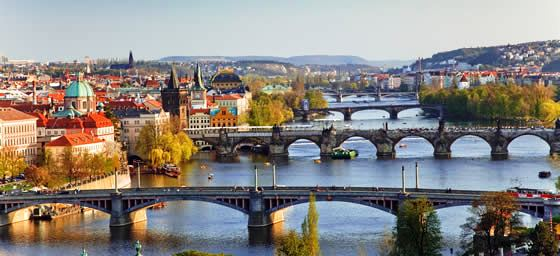 Czech Republic: Bridges